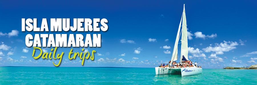 Catamaran Cancun Isla Mujeres – Tour Picture