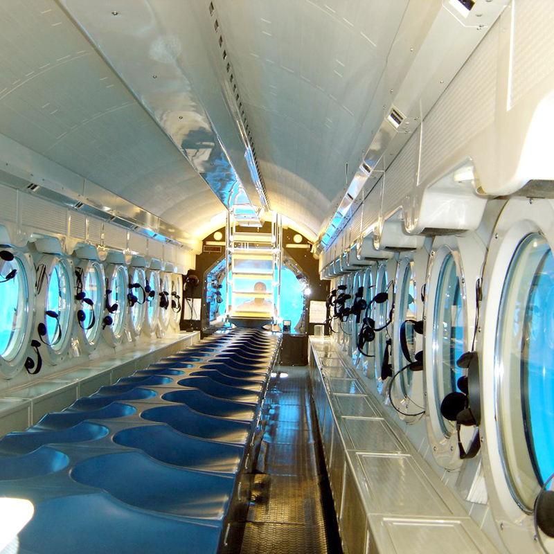 Submarine Tour In Cancun