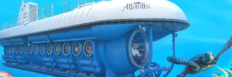 Atlantis Submarine Tour Cozumel – Tour Picture