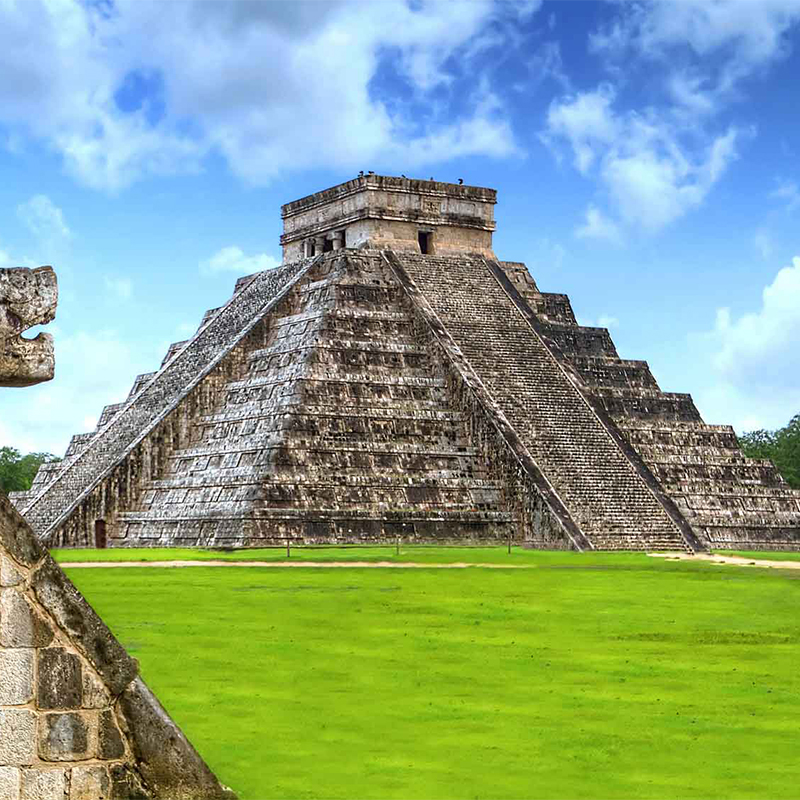 Chichen Itza Express Tour Cancun