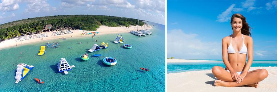 Cozumel Catamaran Snorkel Beach Party – Tour Picture