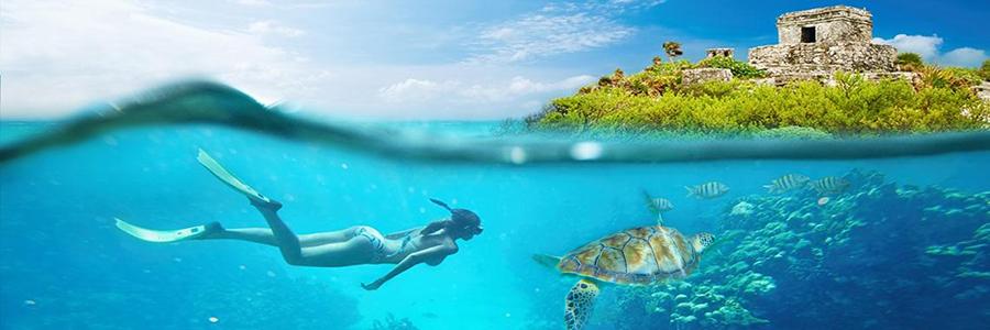 Tulum Tours From Riviera Maya