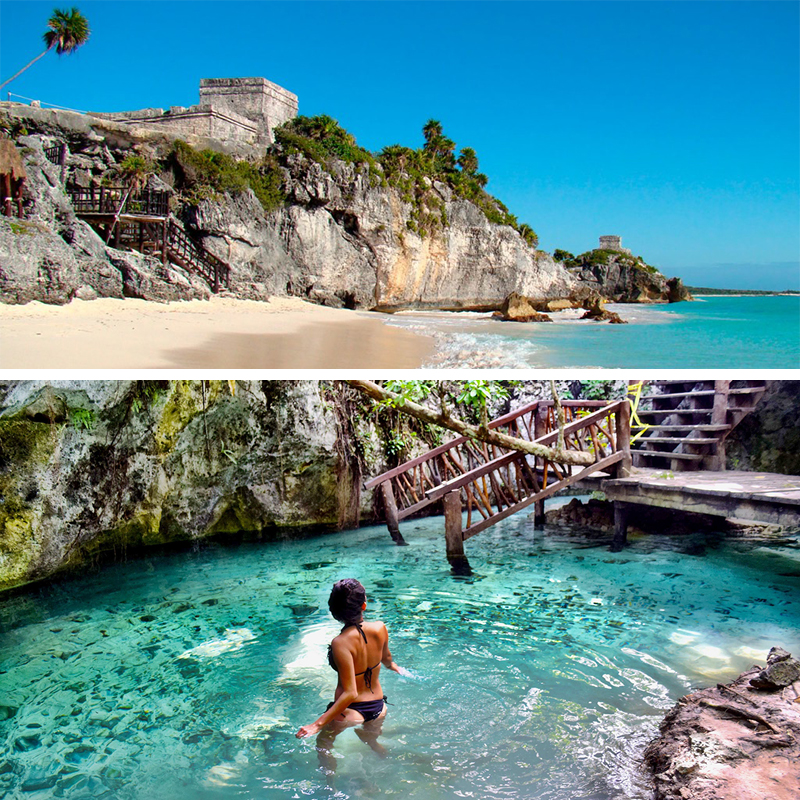 Tulum Tours From Cozumel