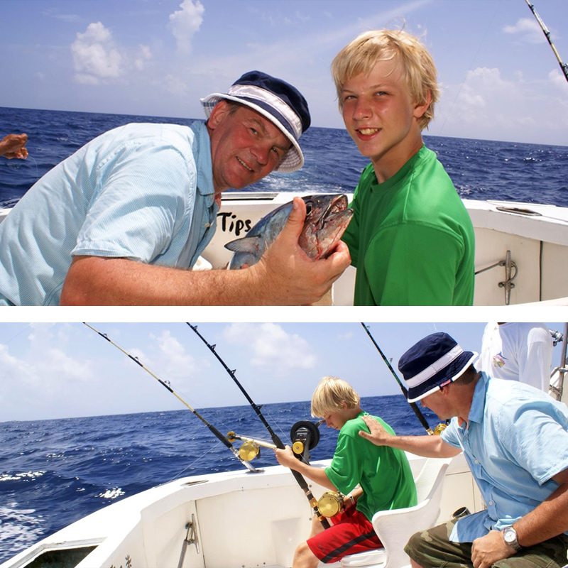 cancun private fishing charter