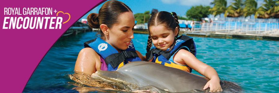 Royal Garrafon with Dolphin Encounter Isla Mujeres – Tour Picture