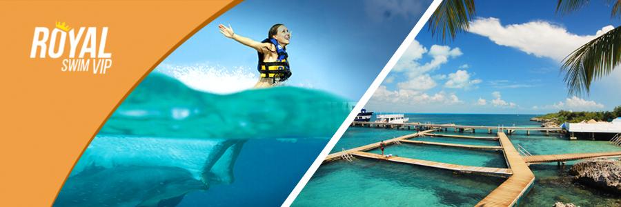 Royal Garrafon VIP with Dolphin Royal Swim – Tour Picture