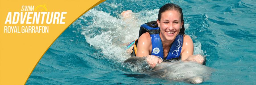 Royal Garrafon with Dolphin Swim Adventure Isla Mujeres – Tour Picture